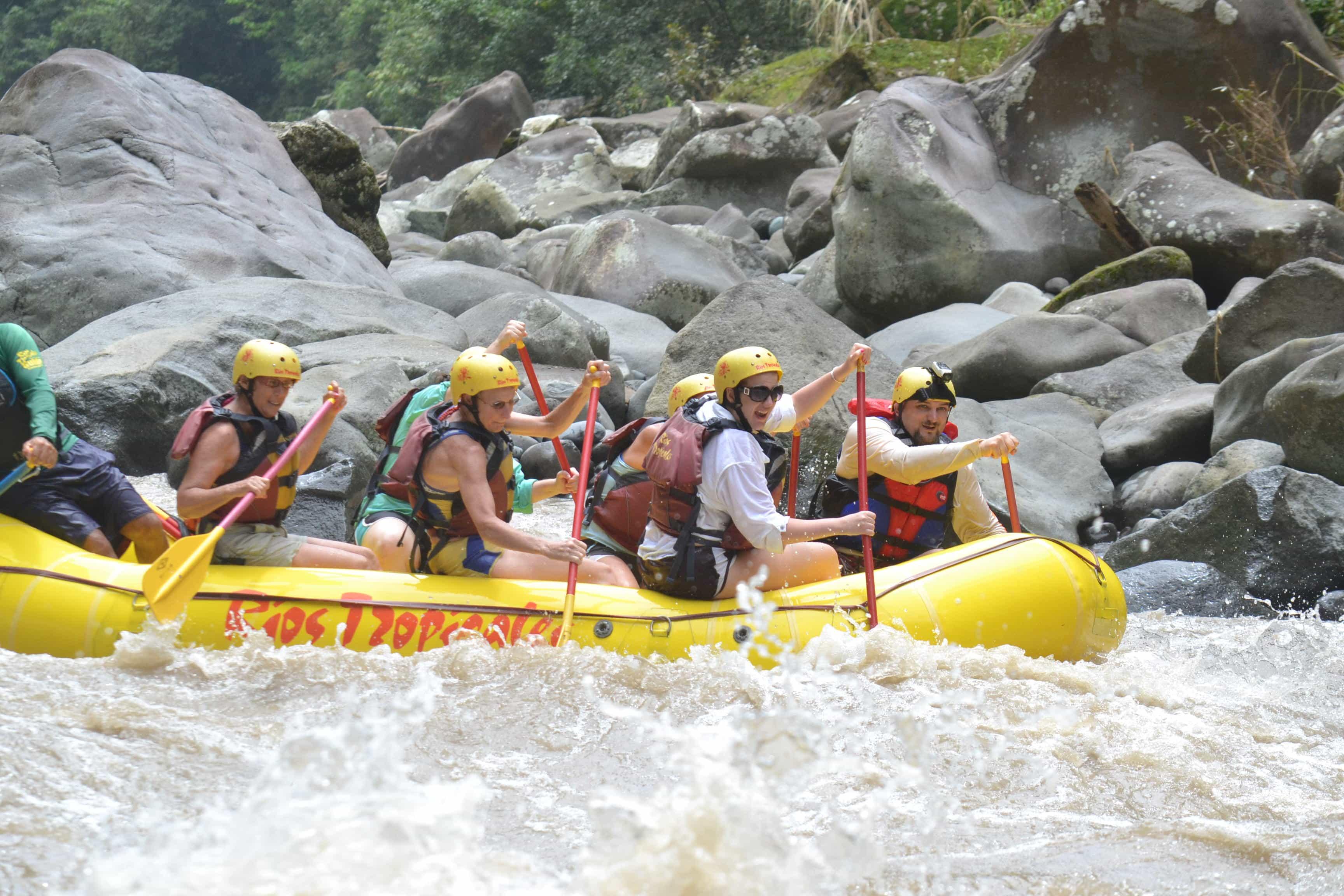 Rios Tropicales Rafting Trip in Costa Rica