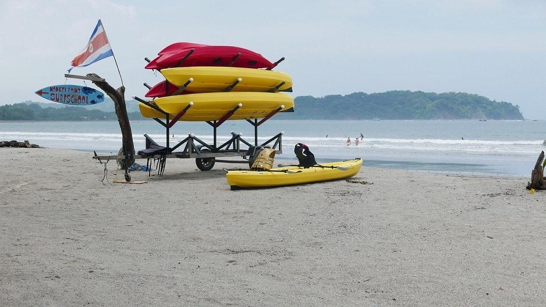 Traveling to Samara, Costa Rica