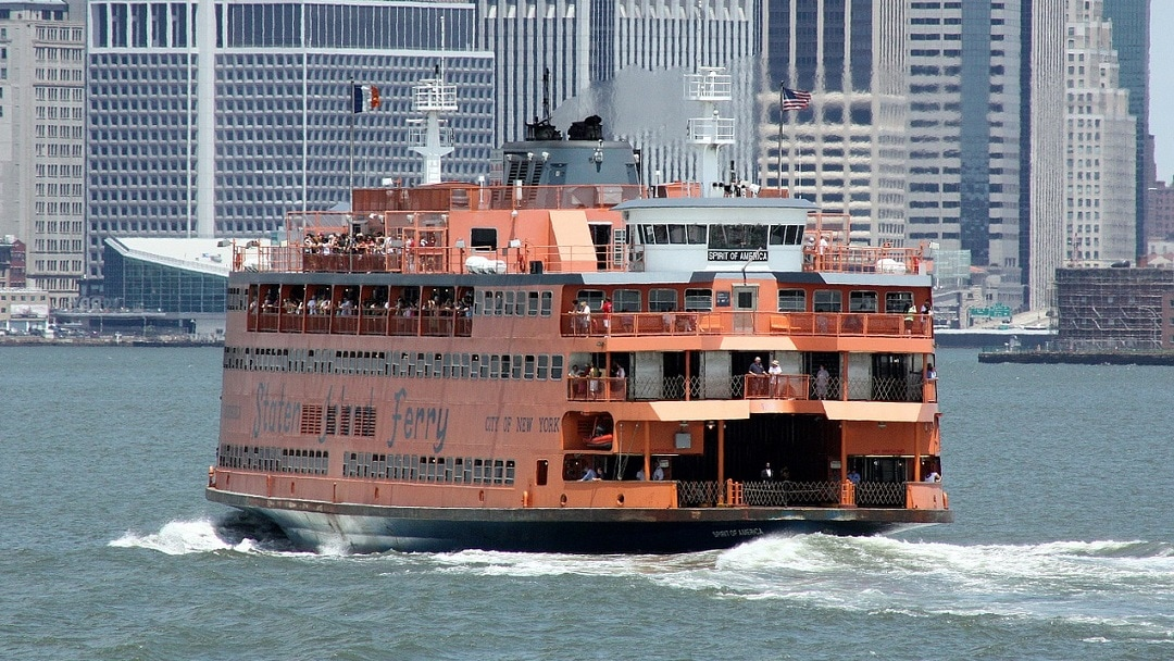 The Staten Island Ferry & the Only General Interest Museum in NYC