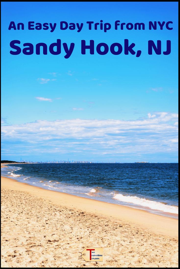 beach with text overlay