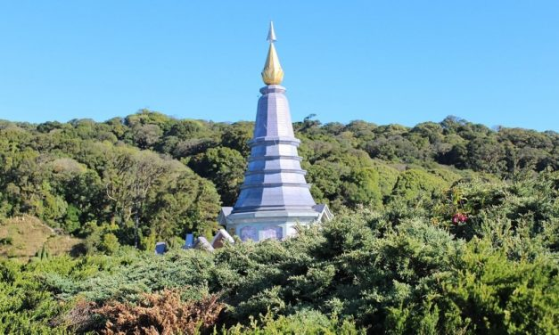 Quick Trip to Chiang Mai Thailand