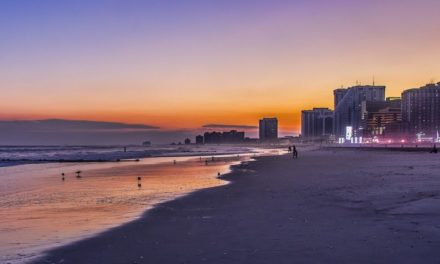 Taking the Lucky Streak Bus to Atlantic City, New Jersey