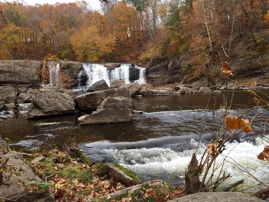 The High Falls