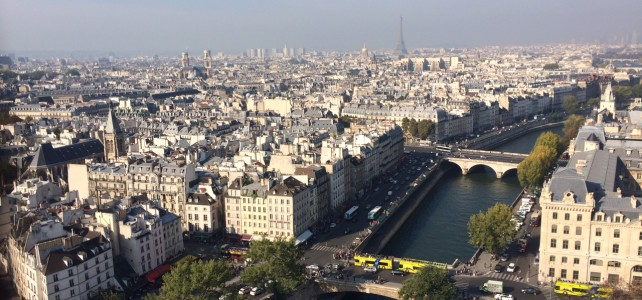 12 Random Observations about Paris, France