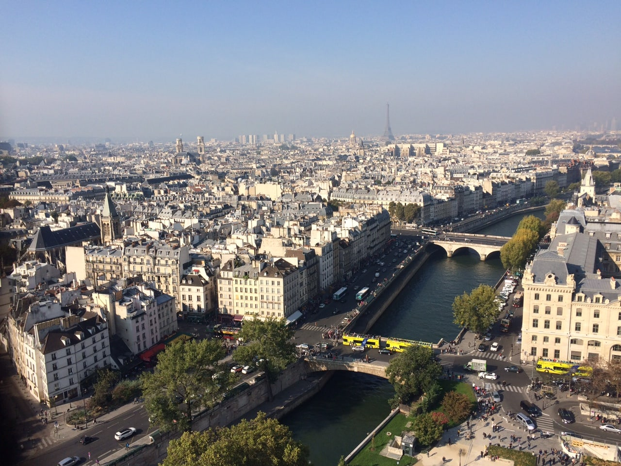 12 Random Observations from My Trip to Paris