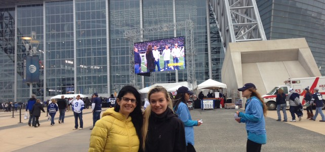 Dallas Cowboys Stadium Tour