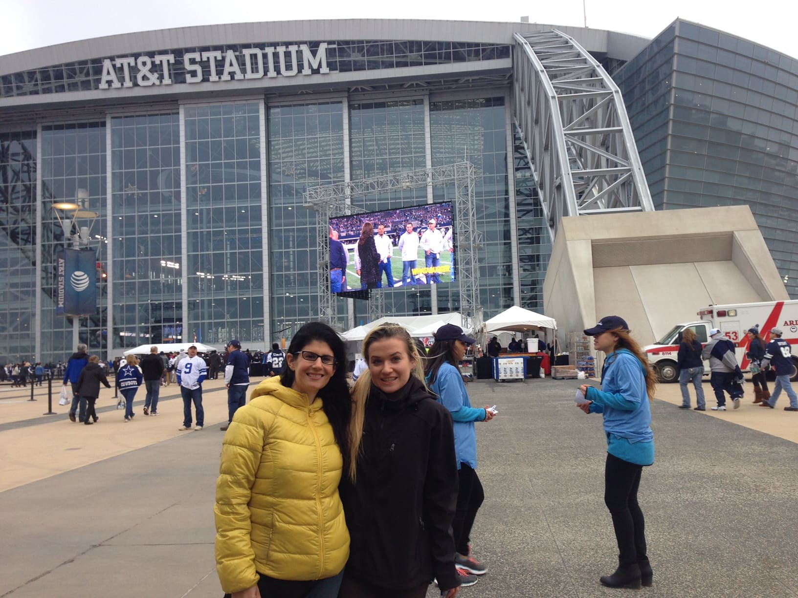 VIP Dallas Cowboys Stadium Tour Review
