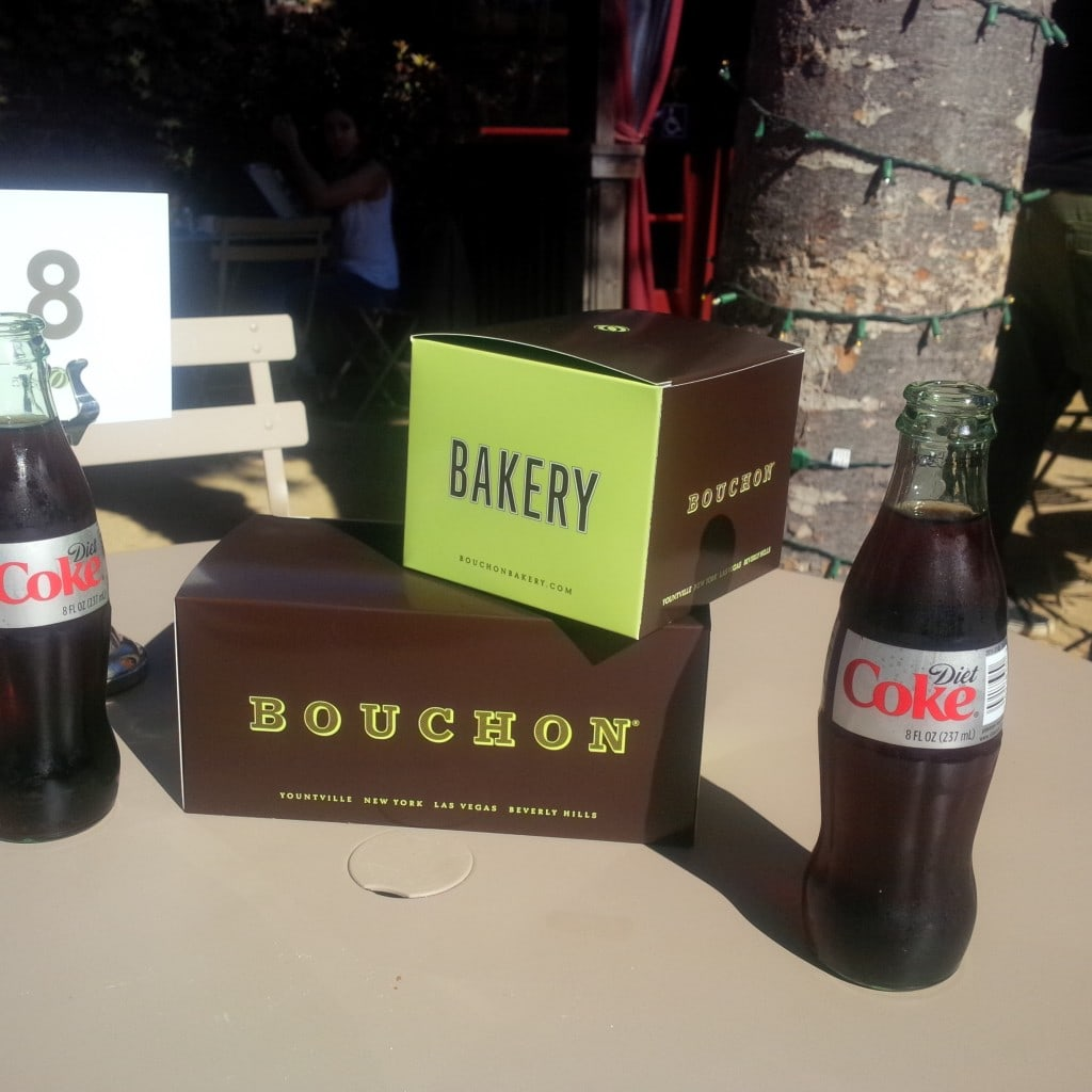 """Bouchon Bakery in Yountville, my favorite place for breakfast or a sandwich - """"10 Wine Tasting Tips and Tricks for Napa Valley"""" - Two Traveling Texans"""