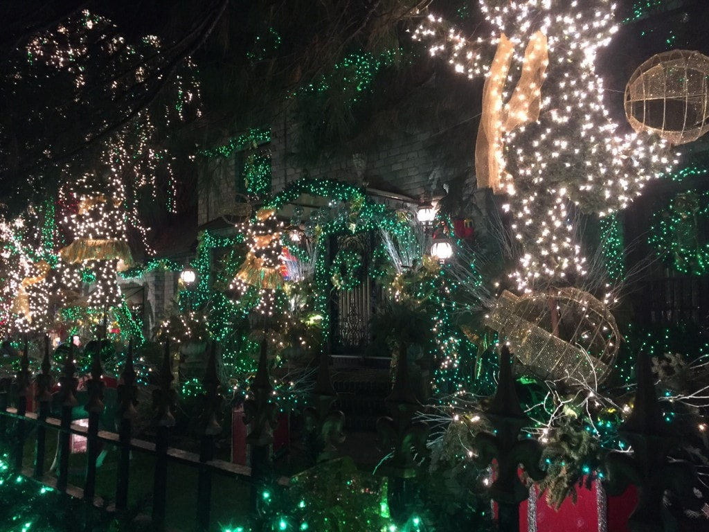 more dyker heights christmas lights