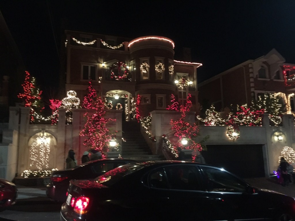 more dyker heights holiday lights