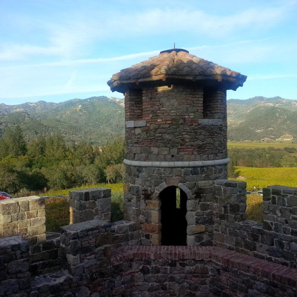 Castello di Amorosa in Napa is a beautiful castle