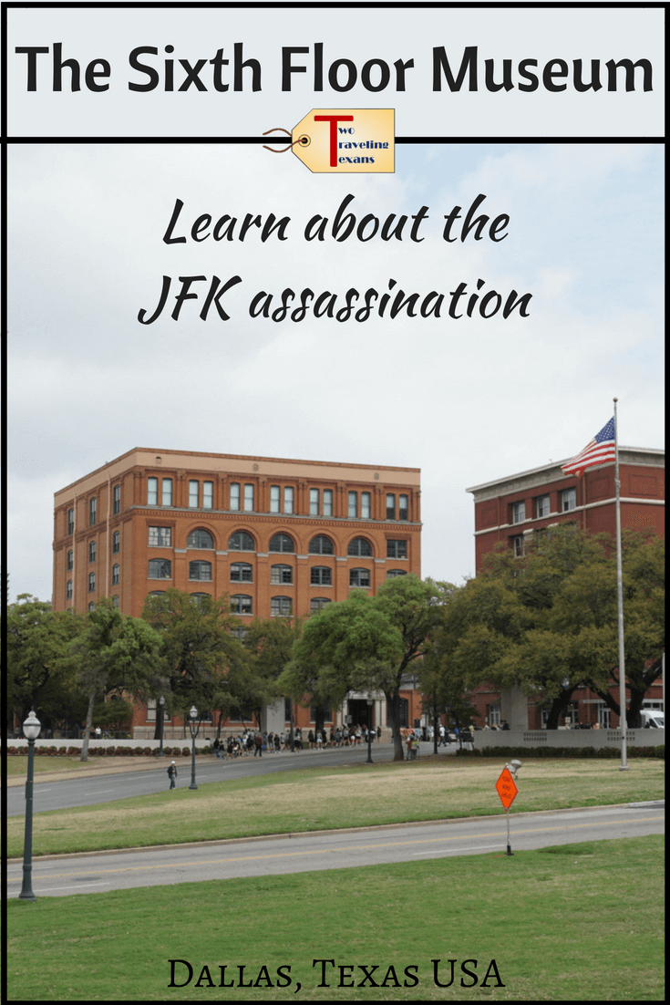 the texas school book depository building which hosts the Sixth floor museum (jfk museum) in dallas texas
