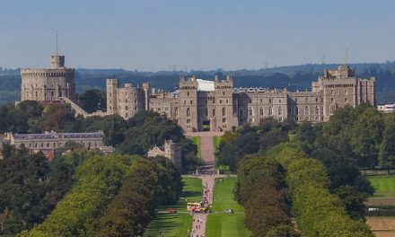 Windsor Castle: Inside the Queen's Weekend Home