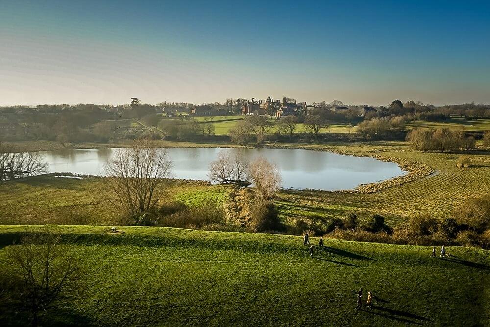 Framlingham Mere view