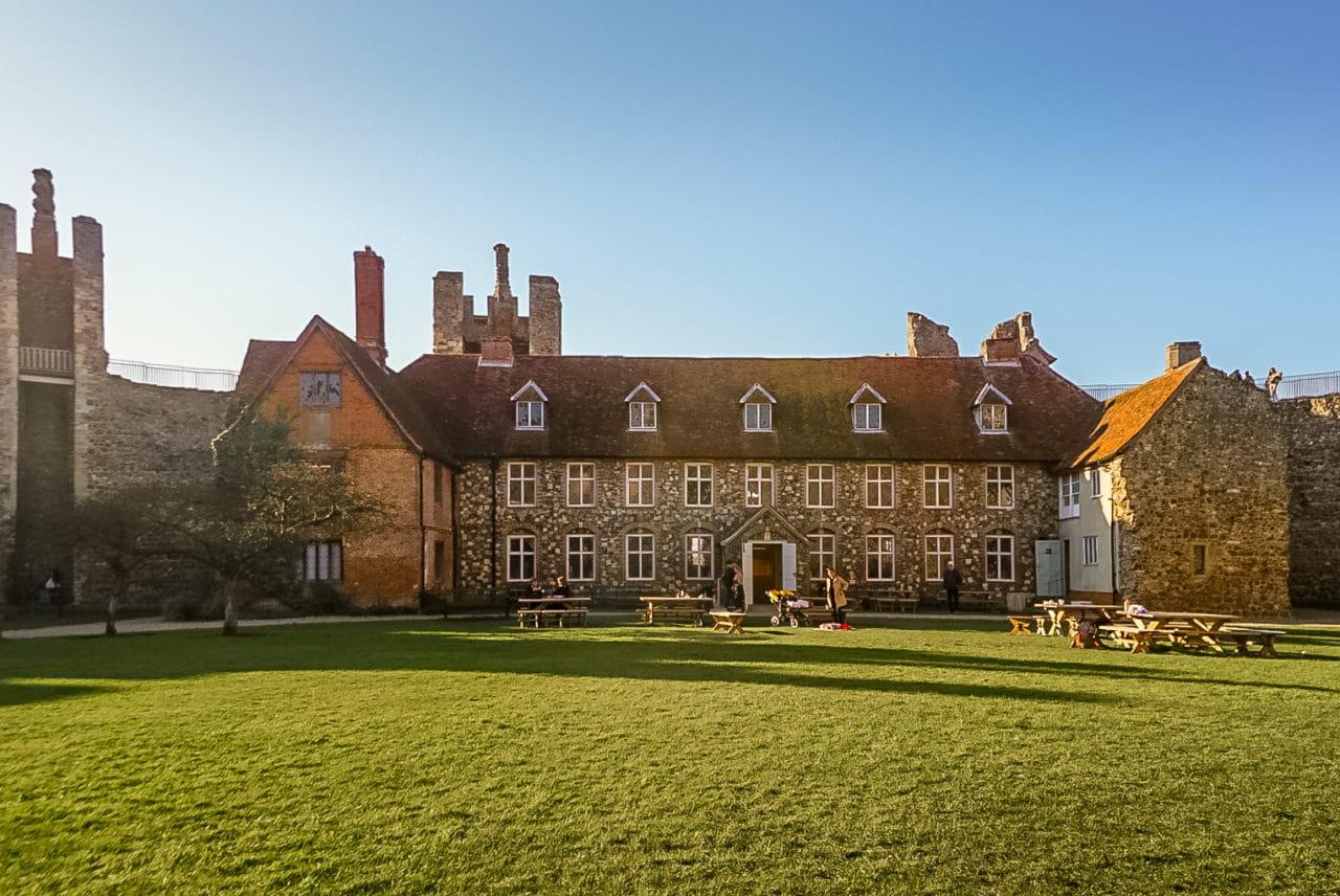Framlingham Castle Poorhouse