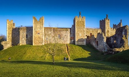 Framlingham Castle & the History of Bloody Mary