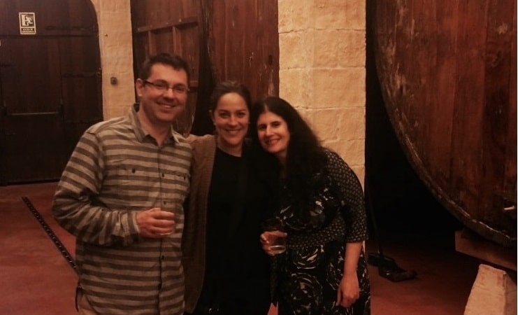 At the Cider House with Eskerne from Discover San Sebastian