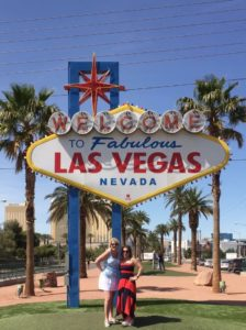 "Katherine and Michelle in Vegas! - ""Five Tips to Help You Plan A Trip to Vegas"" - Two Traveling Texans"