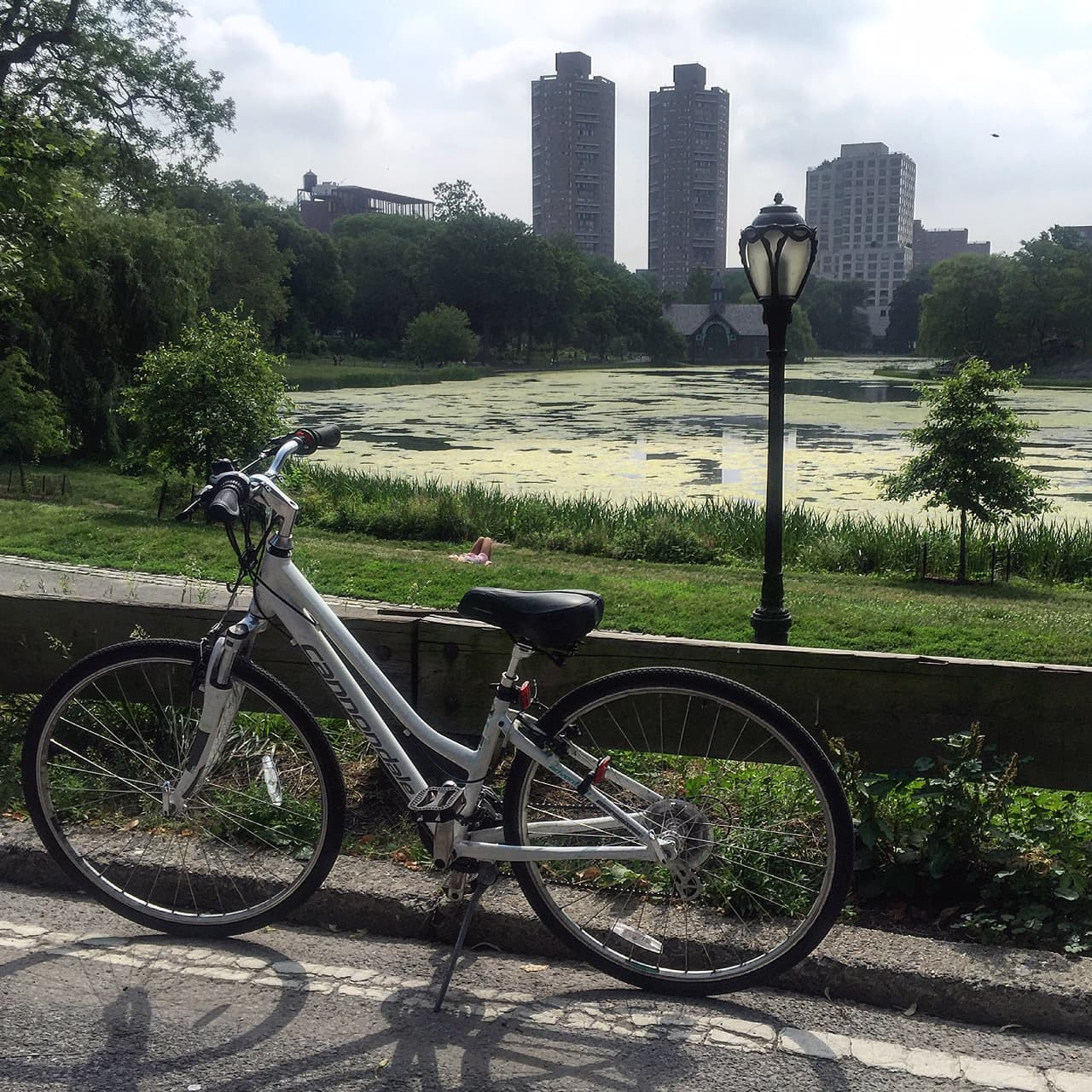 Fun Times Biking in Central Park + A Discount Code!