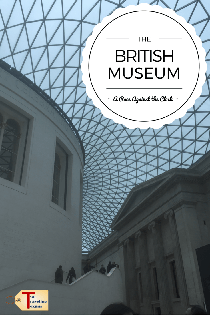 Find out if it is really possible to see the British Museum in 3 hours? Get tips to make the most of your visit. | London | England | British Museum London | British Museum Must See | British Museum Architecture | British Museum Art | British Museum Collection | British Museum Guide | British Museum Highlights | British Museum History | British Museum Roof #london #museum #bucketlist