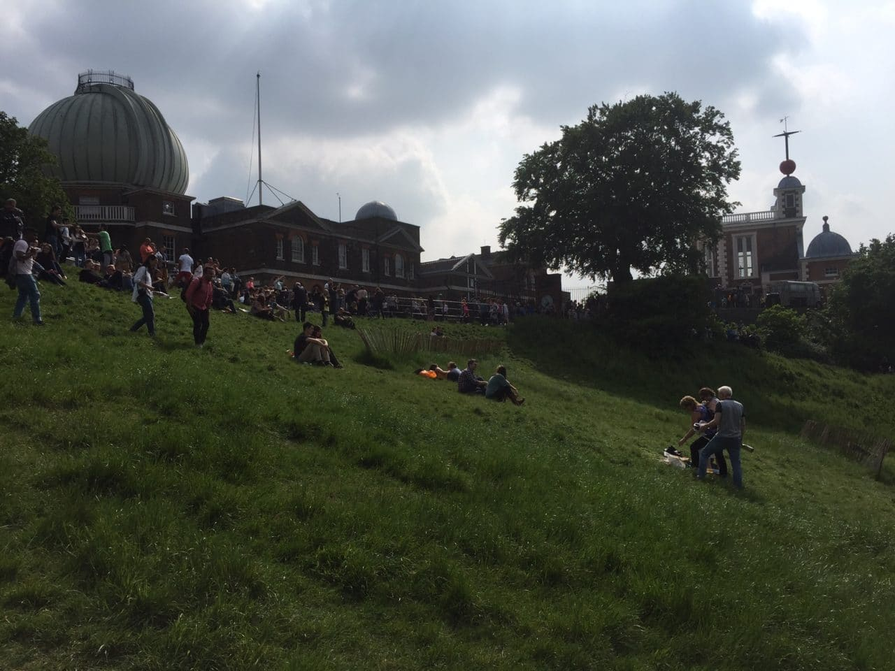 Visiting the Greenwich Observatory: Time to Learn About Time