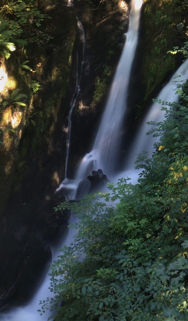 "Stock Ghyll Waterfalls - ""An Introduction to England's Lake District"" - Two Traveling Texans"