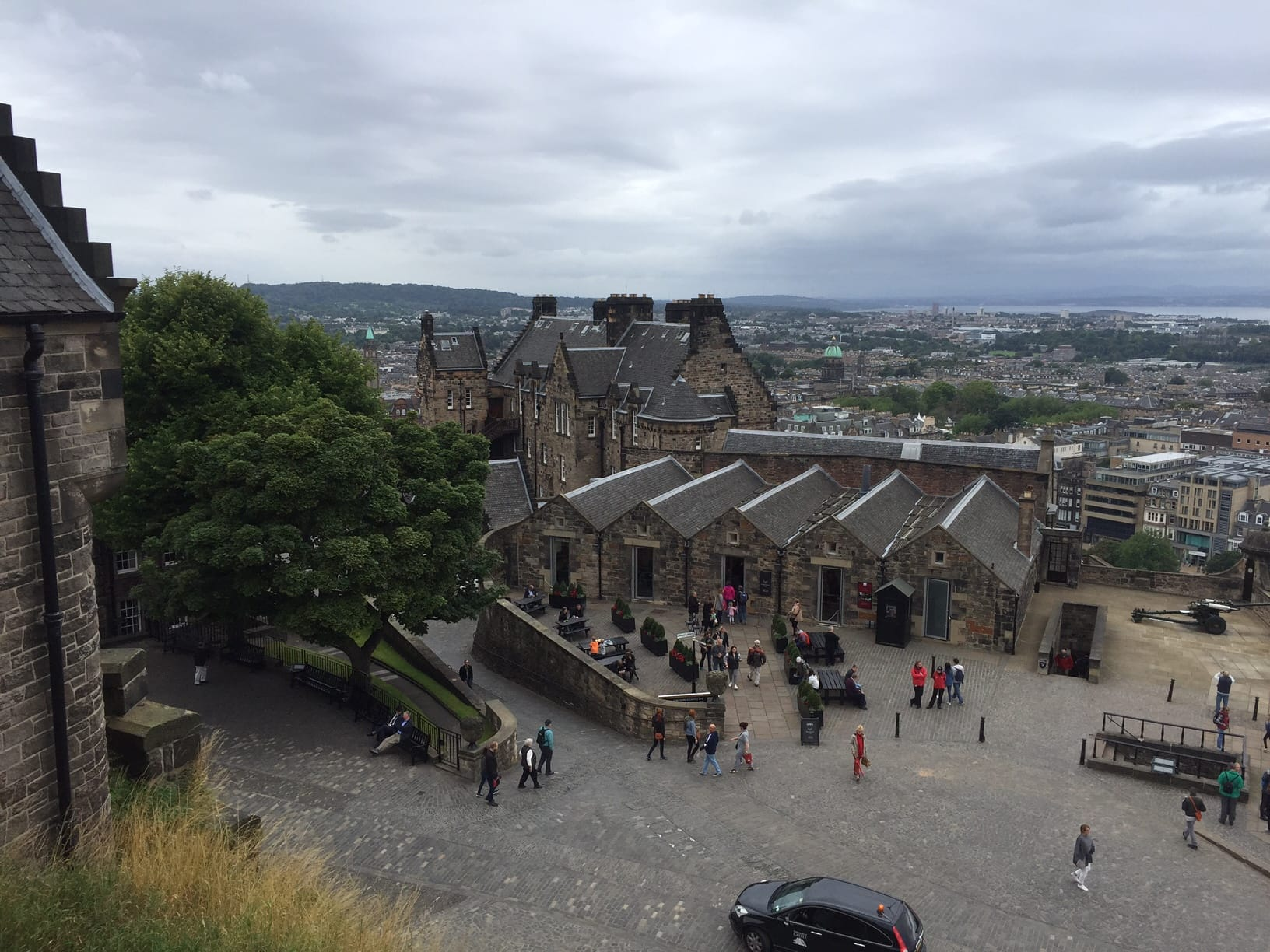 Experiencing History at Edinburgh Castle