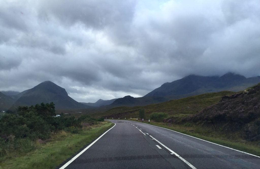 """There was no shortage of scenic views. - """"UK vs US: Road Trip Comparison"""" - Two Traveling Texans"""