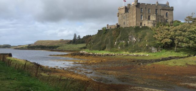 Dunvegan Castle and the Fairy Flag