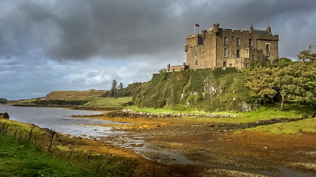 Dunvegan Castle and the Legend of the Fairy Flag