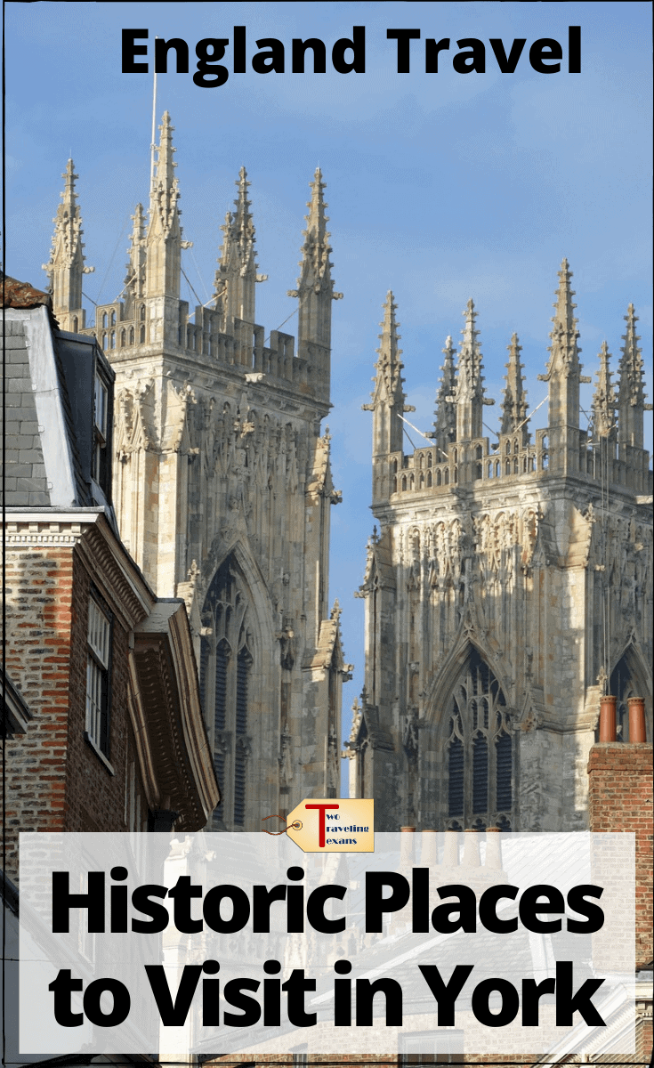 york minster with text overlay