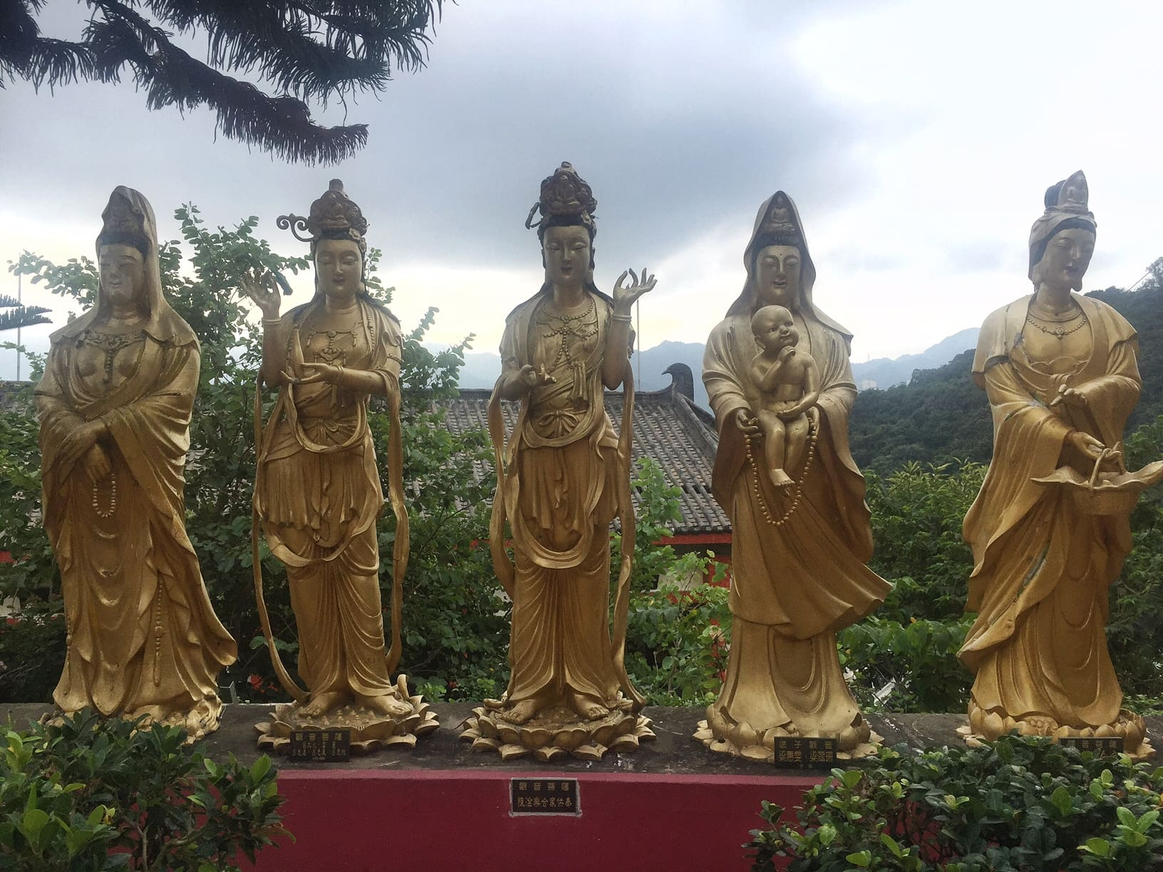 The Truth about the 10000 Buddhas Monastery in Hong Kong
