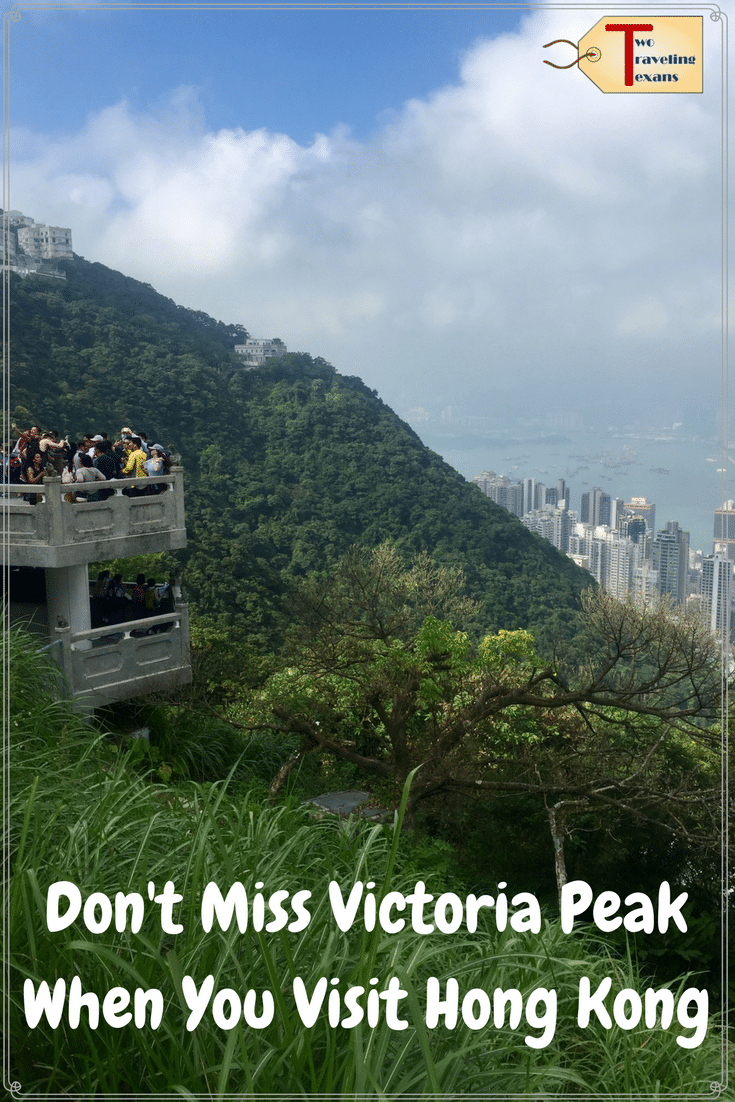 Tips to make the most of your visit to Victoria Peak in Hong Kong which is definitely a must see while you are there! via @2travelingtxns #victoriapeakhongkong #victoriapeaktram #thepeakhongkong #bestviewinhongkong  | Victoria Peak Hong Kong The View | Hong Kong Photography | Hong Kong Victoria Peak | Victoria Peak Tram | Hong Kong View | Hong Kong Top View | Hong Kong Best Places | Hong Kong The Peak | The Peak Hong Kong | Hong Kong to do list | Hong Kong Travel