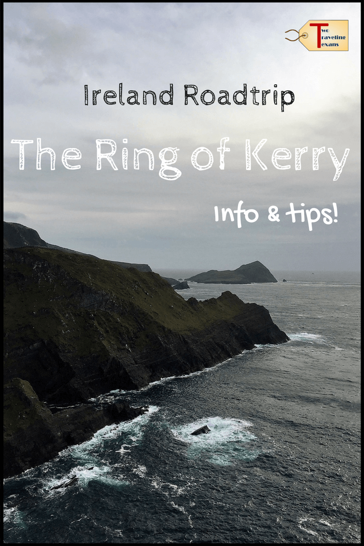 Get the scoop on what you must see when you do the scenic Ring of Kerry drive in western Ireland. #ringofkerry #ireland #countykerry #roadtrip #bucketlist #europe #scenicdrive | Ring of Kerry Ireland | Ring of Kerry Tips | Ring of Kerry Itinerary | Ring of Kerry Drive | Ring of Kerry Route | Ring of Kerry Road Trip | Kerry Ireland Bucket lists | Kerry Ireland Road trips | Kerry Ireland Travel | Kerry Ireland County | Ring of Kerry Must Sees | Ring of Kerry Attractions
