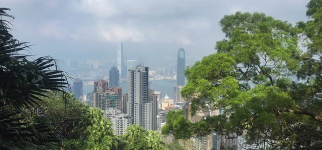 Don't Miss Victoria Peak When You Visit Hong Kong