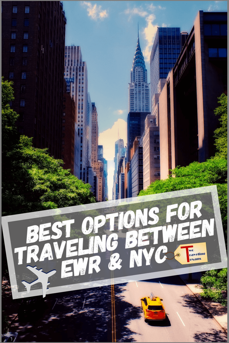 Find out the pros and cons of different options for traveling between Manhattan and Newark Airport (EWR) | Newark Airport to Manhattan | Newark Airport Car Service | Newark Airport Shuttle | Newark Airport Tips | EWR Airport | EWR to NYC | NYC Airport Transportation | NYC trip planning | NYC Transportation | #ewr #gettingtoewrairport #traveltips #nyc #newyorkcity #nyctoewr #howtogettoewr #newarkairport