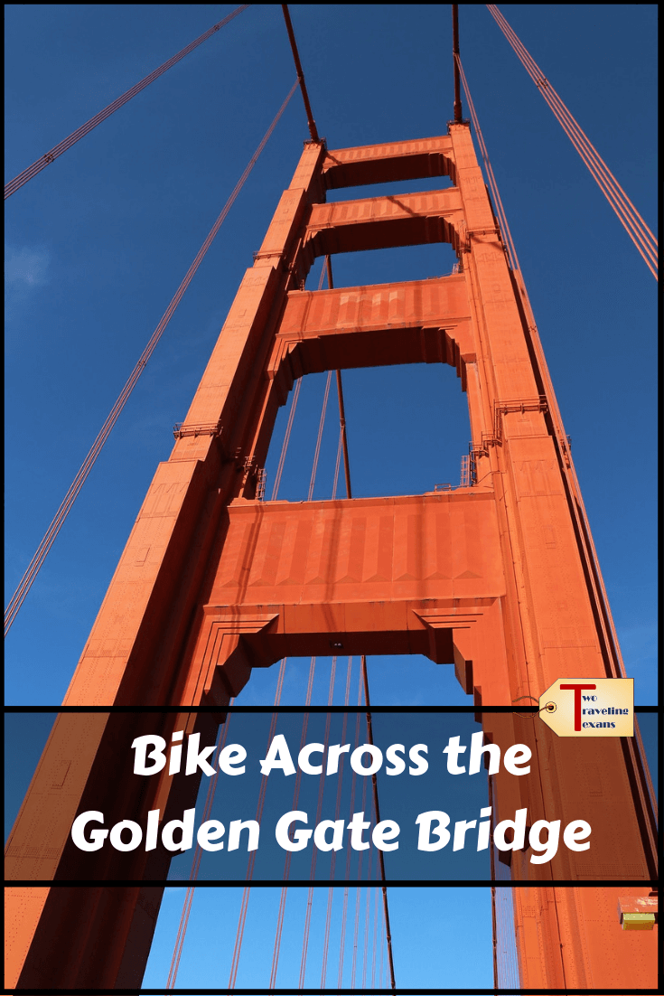 Bike Across The Golden Gate Bridge Another Off My Bucket