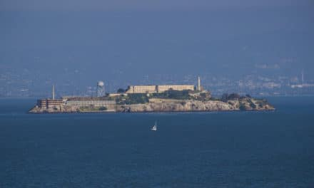 Tour Alcatraz at Night For A Different Perspective