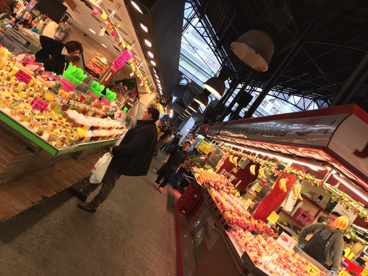 La Boqueria Market: Come Hungry!