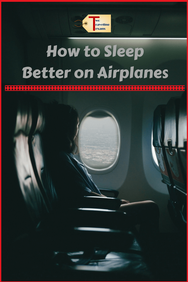 Do you have trouble sleeping on a plane? Learn eight tips that will help you get better sleep when you travel and minimize jet lag. | Airplane Travel | Travel Sleeping Hacks | Sleeping on a Plane Long flights tips | Sleeping on a Plane ideas | Sleeping on a plane pillows | sleeping on a plane how to | sleeping on a plane tips | airplane sleep pillow | airplane sleep hacks | airplane sleep long flights #getmoresleep #longhaulflights  #sleepingtips #traveltips #airplanetravel