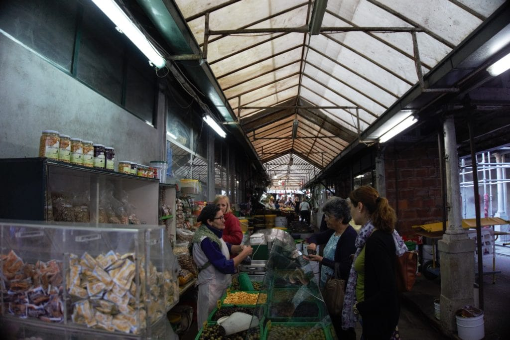 "Inside the Mercado Do Bolhao- ""Porto Food Tour: Taste the Local Specialties"" - Two Traveling Texans"