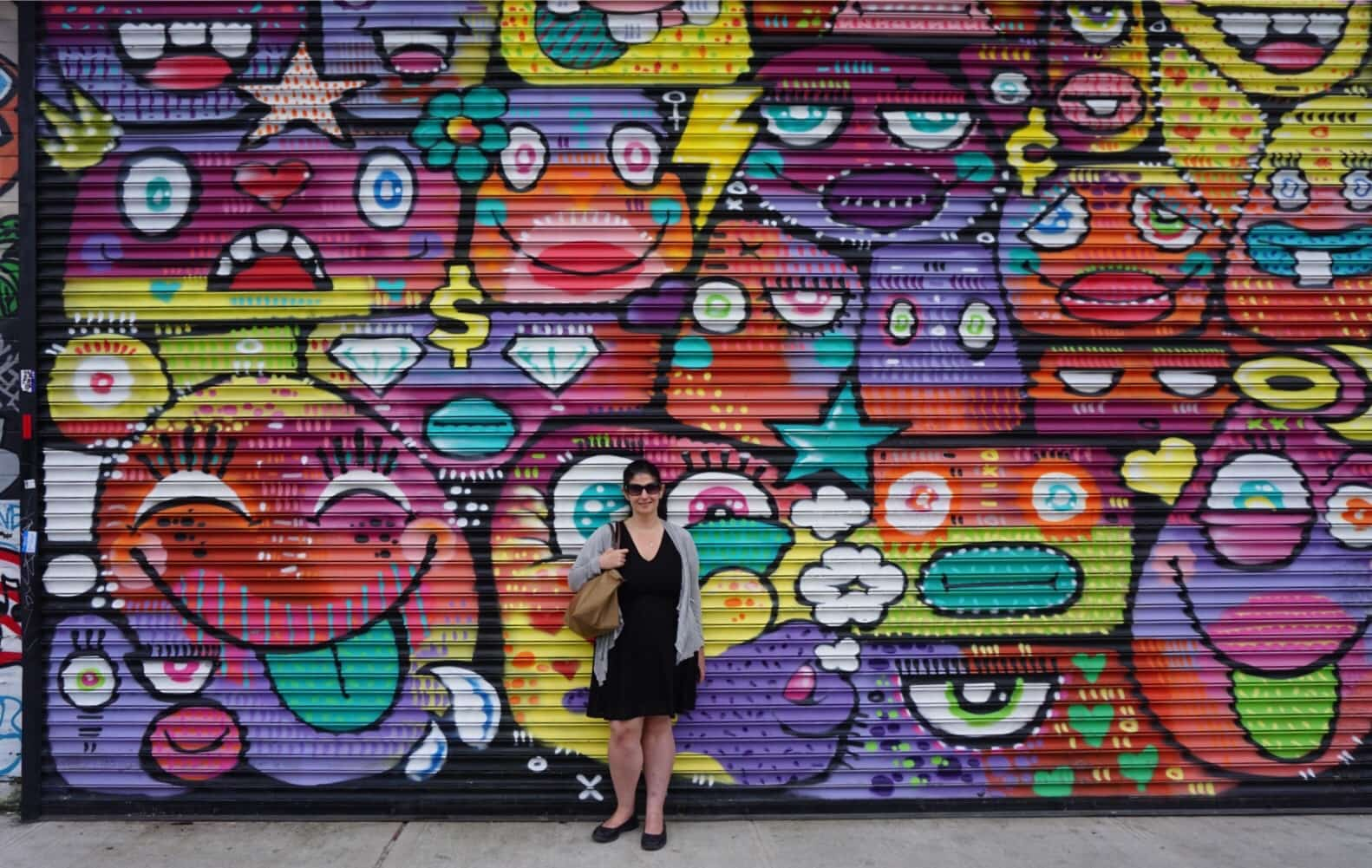 Brooklyn Graffiti and Street Art Tour