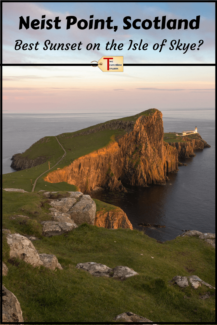 Learn how to get to the Neist Point Lighthouse and see why it is a must do during your visit to the Isle of Skye.| Skye Scotland | Hiking Neist Point scotland | Neist point isle of skye | Isle of Skye Neist Point | Neist Point Lighthouse Skye Scotland | Neist Point Skye Scotland | Isle of Skye Lighthouse | Isle of Skye Sunset | Skye Neist Point | Skye Lighthouse | Best Sunsets in the World #isleofskye #niestpointlighthouse #sunset #scotland #lighthouse #hiking