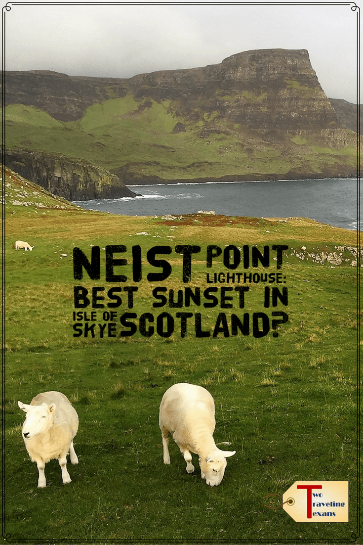 Learn how to get to the Neist Point Lighthouse and see why it is a must do during your visit to the Isle of Skye.| Skye Scotland | Hiking #isleofskye #niestpointlighthouse #watchthesunset #hikescotland