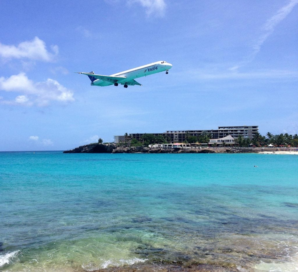 "You will see plane after plane and it doesn't get old. - ""Maho Bay: Plane Spotting in St. Maarten"" - Two Traveling Texans"
