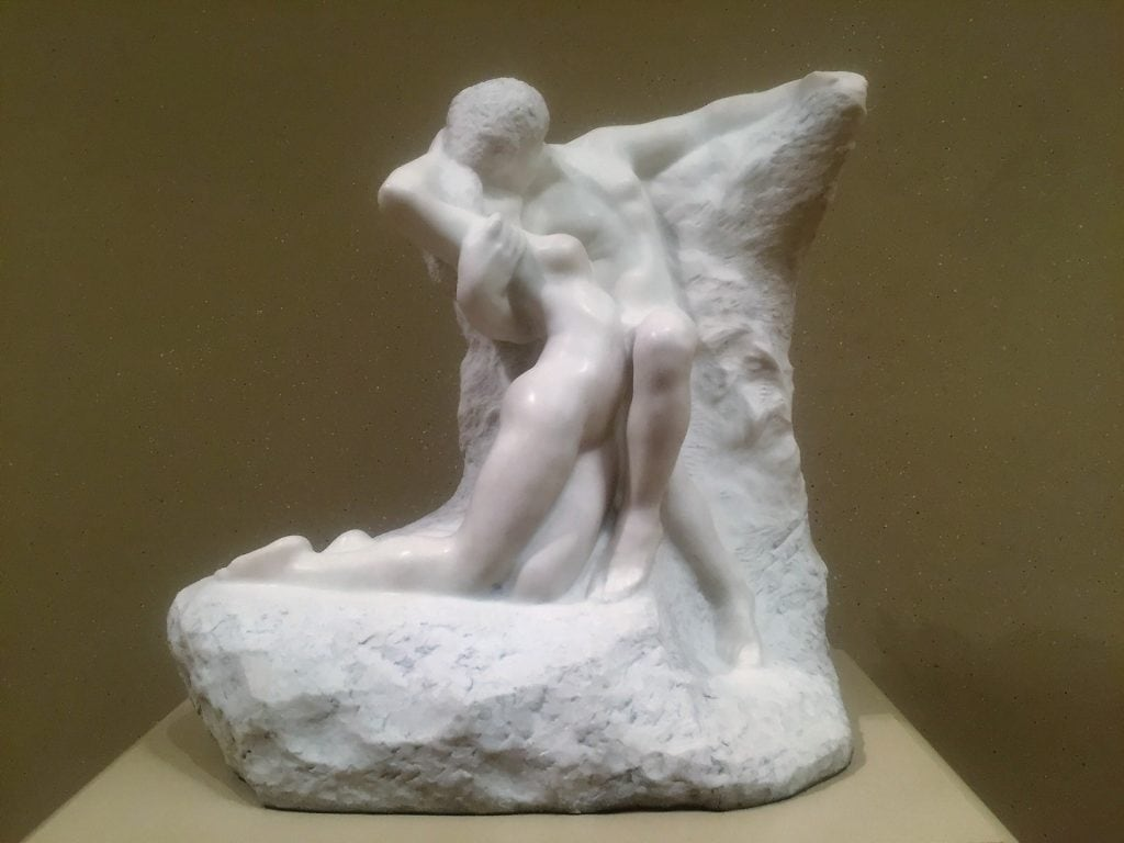 "Rodin's work at the Met - ""Met vs MOMA: Which Museum is Best?"" - Two Traveling Texans"
