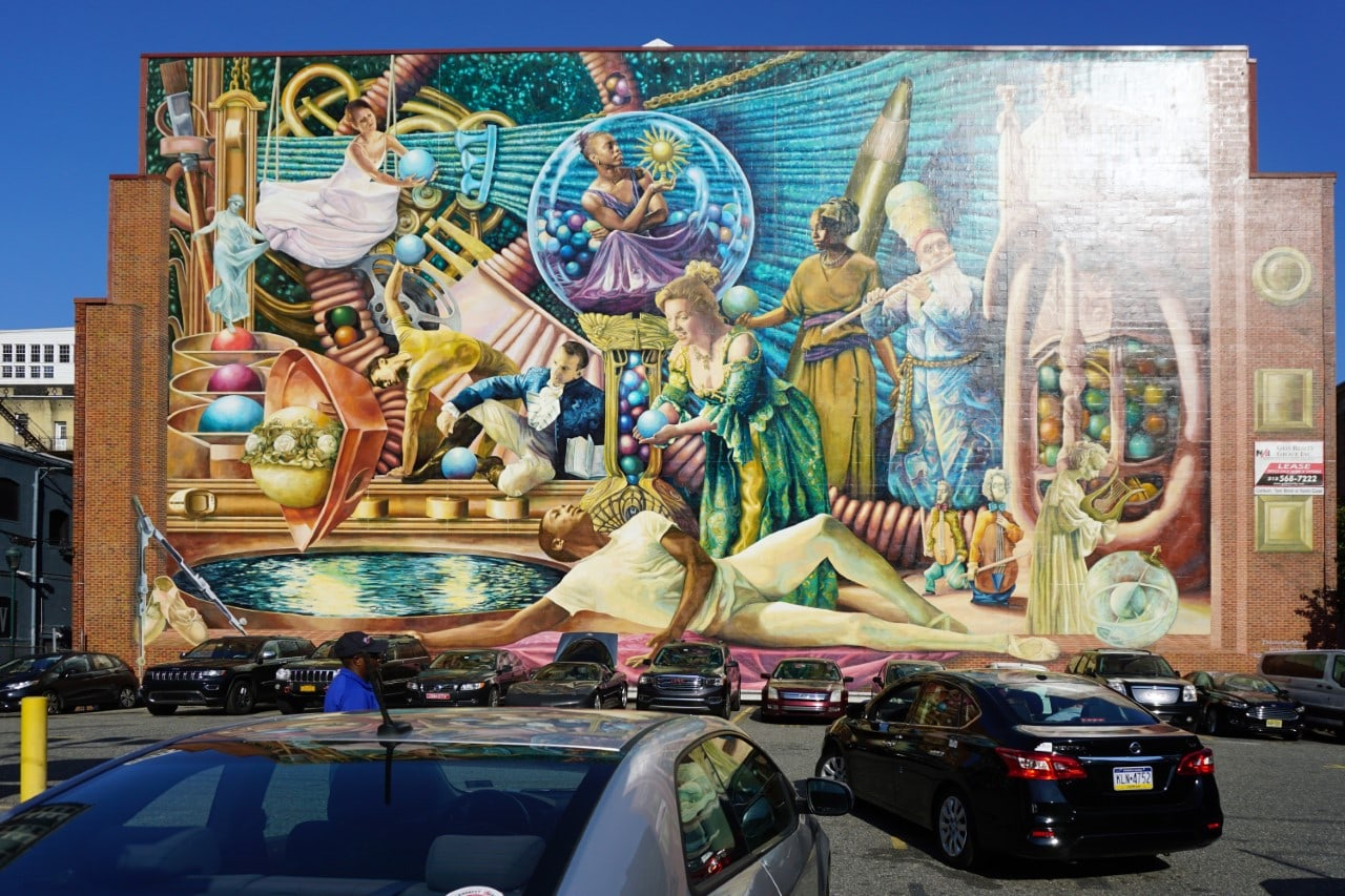 Philadelphia Mural Tour: Street Art That Changes Lives!