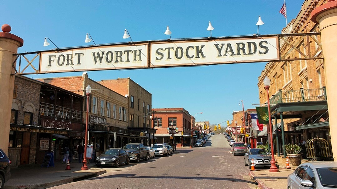 What To Do At The Fort Worth Stockyards Two Traveling Texans
