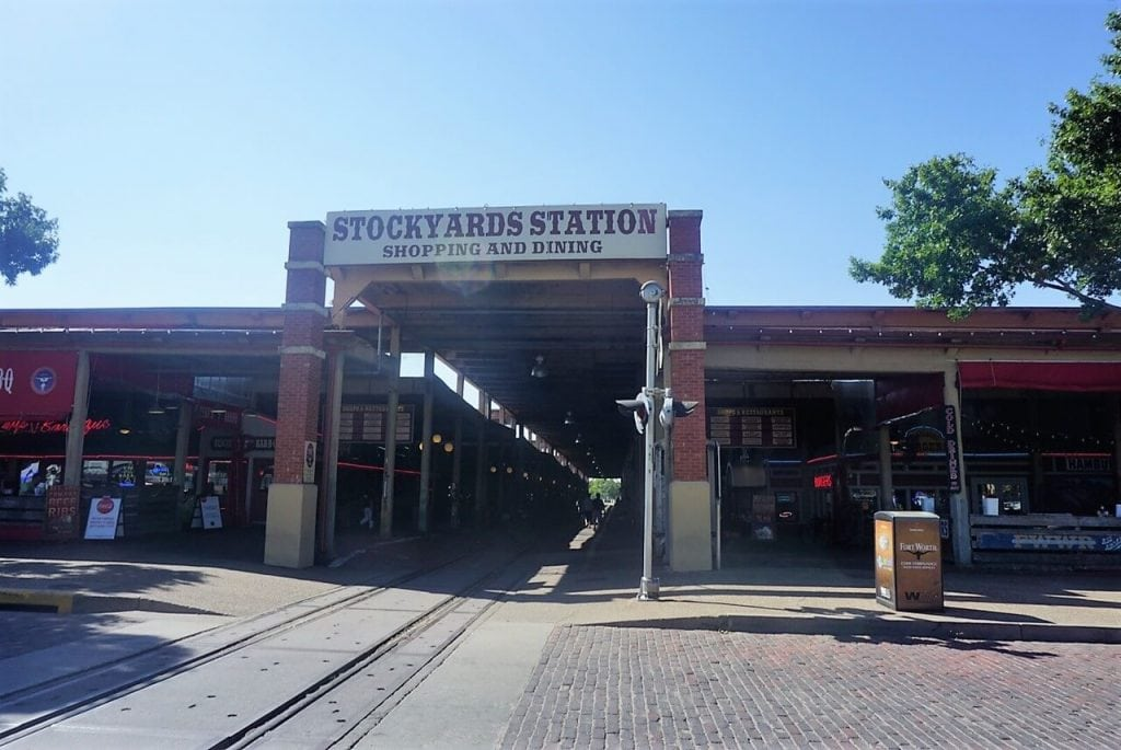"Stockyards Station is now full of shops, restaurants, and event space, but still stays true to its history. - ""Fort Worth Stockyards: Learn About the Old West"" - Two Traveling Texans"