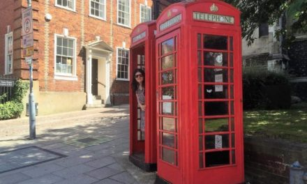 Moving To England: How and Why I Did It!